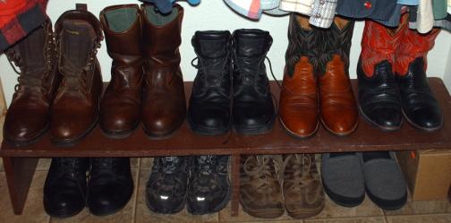 shoes polished 7x