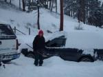 Feb 9 Missy snow job