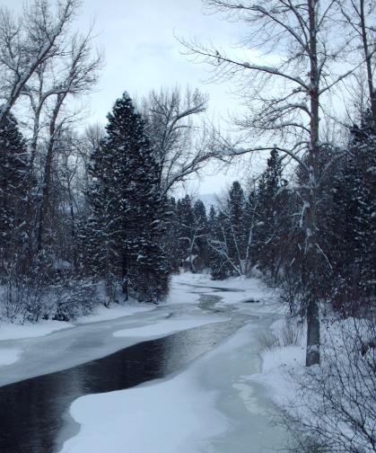 Feb 9 river gettin narrow 5x