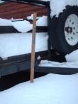 Feb 9 trailer-load of snow
