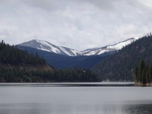 Painted Rocks Reservoir