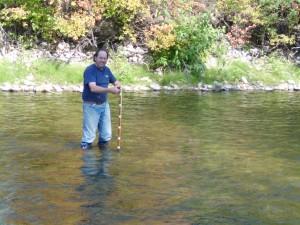East Fork surveyor 2