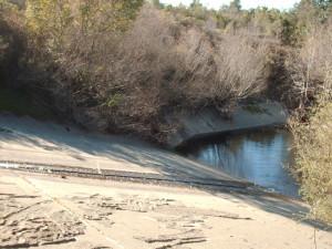 Spring Lake spillway