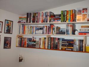 Missy's studio bookcase 1