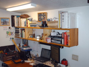 desktop bookcase 2