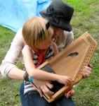 Sparrow harp