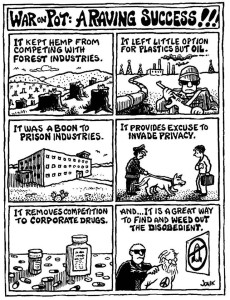 war on drugs benefits